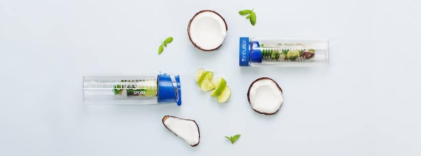 Thrivo Health Wellness & Fitness Discount Codes - Infruition Coconut Lime & Mint