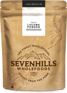 Sevenhills Wholefoods Organic Raw Lucuma Powder