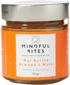 Mindful Bites Nut Butter: Almond & Maca
