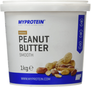 MyProtein Smooth Peanut Butter