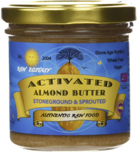 Raw Ecstasy Activated Almond Butter