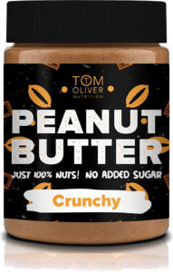 Tom Oliver Nutrition Peanut Butter