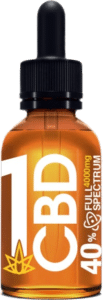 1CBD Full Spectrum CBD Oil