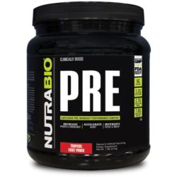 NutraBio Labs Pre-Workout