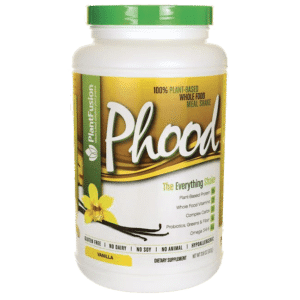 PLantFusion Phood Vegan Meal Replacement Powder