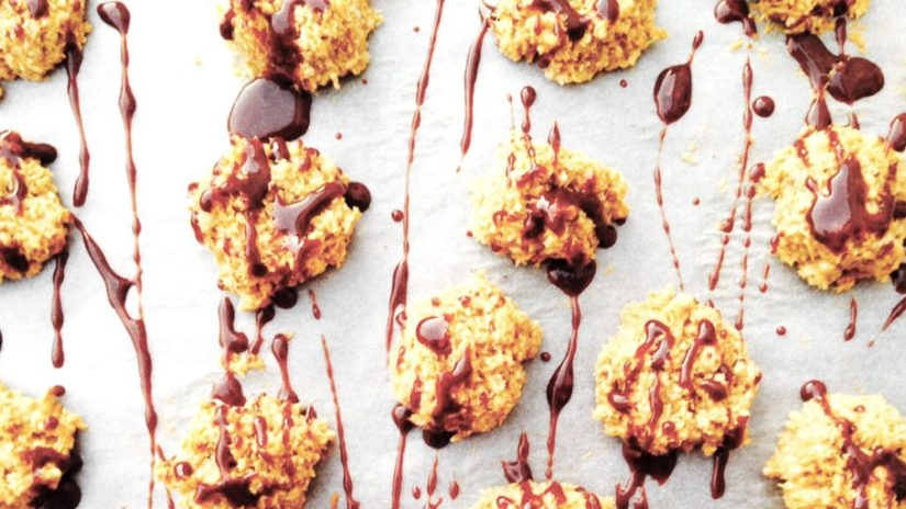 Prepared Coconut and Almond Macaroons