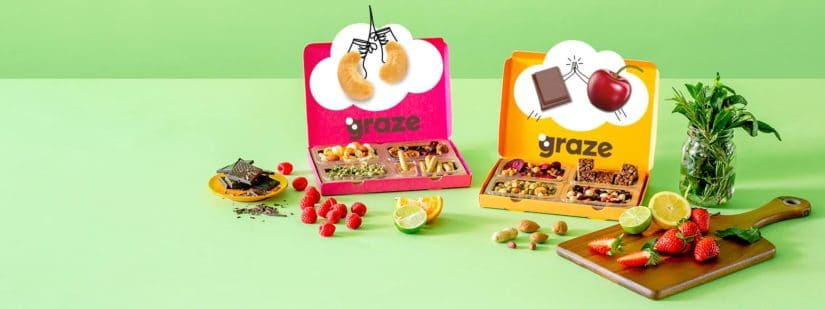 Graze Deals & Discount Codes