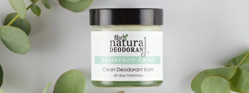 The Natural Deodorant Co Deals & Discount Codes