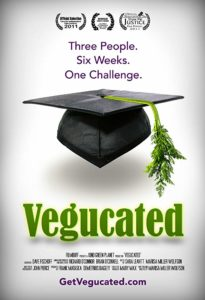 Vegucated cover