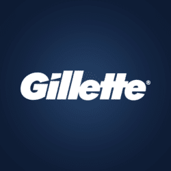 Gillette UK screenshot