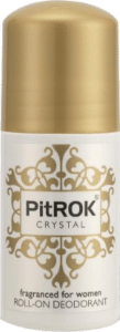 PitROK Crystal Roll-On Deodorant