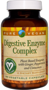 Pure Vegan Digestive Enzyme Complex