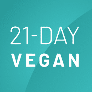 21-Day Vegan Kickstart App
