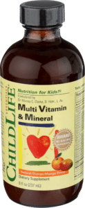 ChildLife Essentials Multivitamin & Mineral