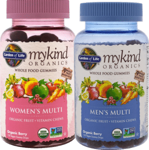 Garden of Life MyKind Organics Whole Food Gummies