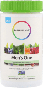 Rainbow Light Men's One