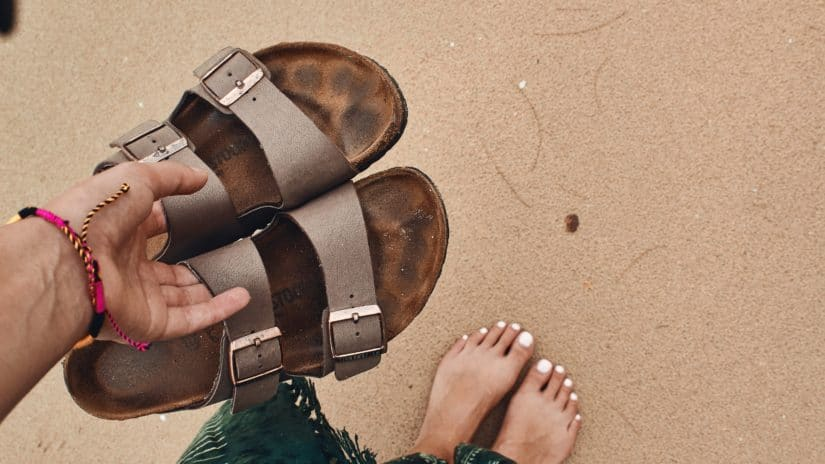 The Best Vegan Sandals to Survive the Summer