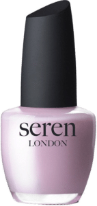 Seren London rose cupcake vegan nail polish